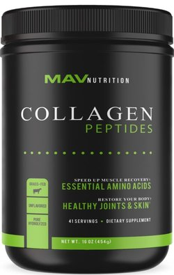 COLLAGEN: ON A MISSION TO KEEP YOUR BODY TOGETHER