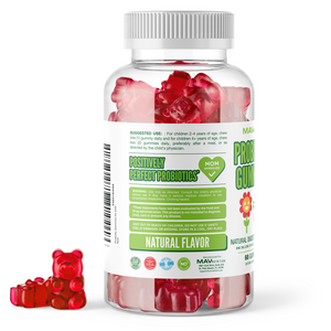Kids Probiotic Gummies