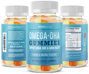 Omega 3 Fish Oil Gummies