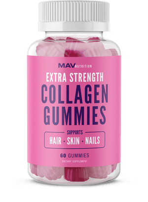 Collagen Hair Vitamins Gummies