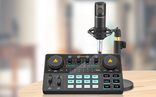 Buying All-in-One Podcast Studio for Recording