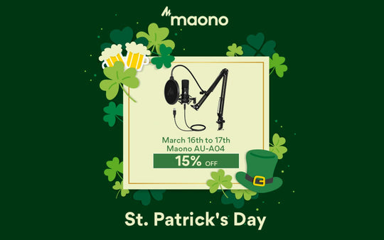 Celebrate St. Patrick's Day 2021 with this Two-Day Only Deal on Amazon US