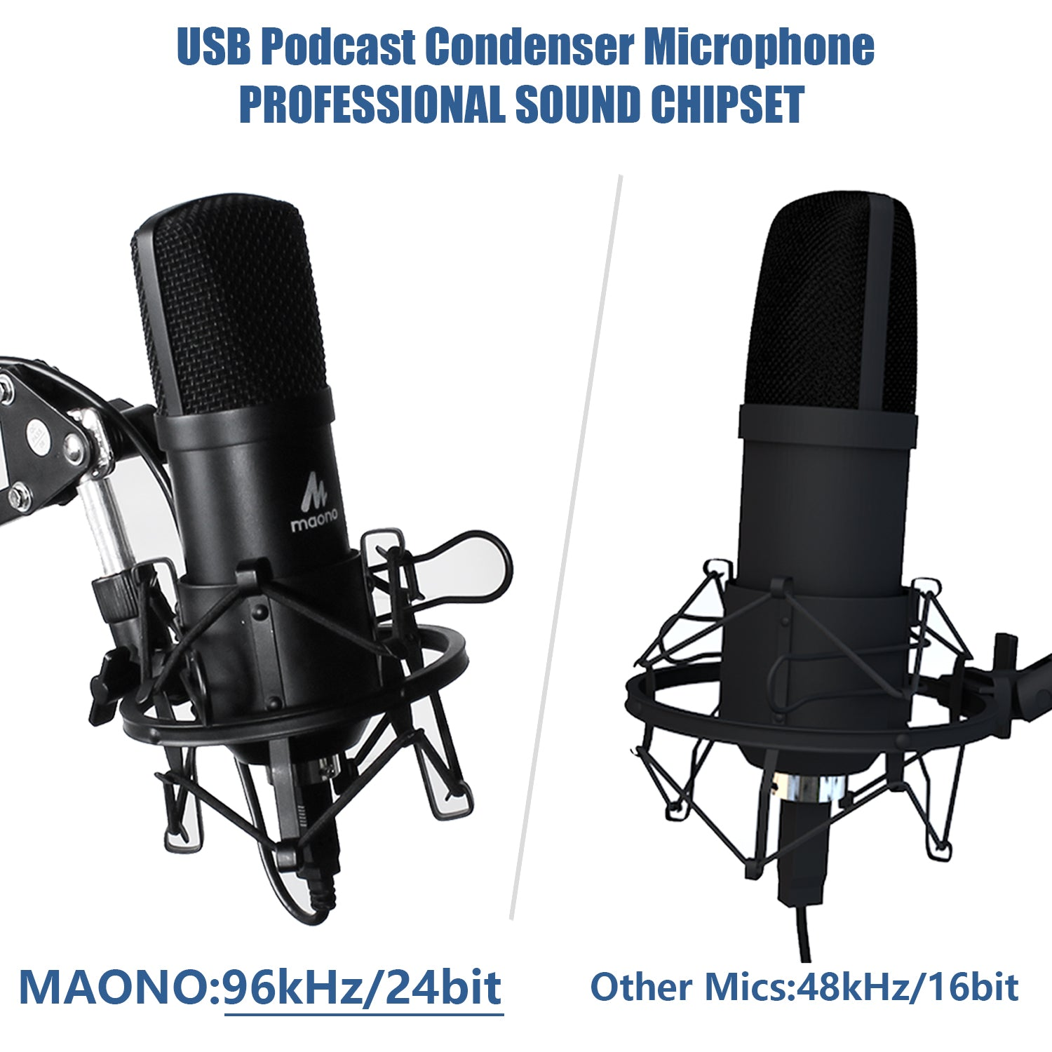 usb microphone bundle