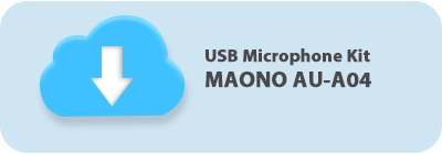 USB Microphone Kit  MAONO AU-A04 for Cheap Sale
