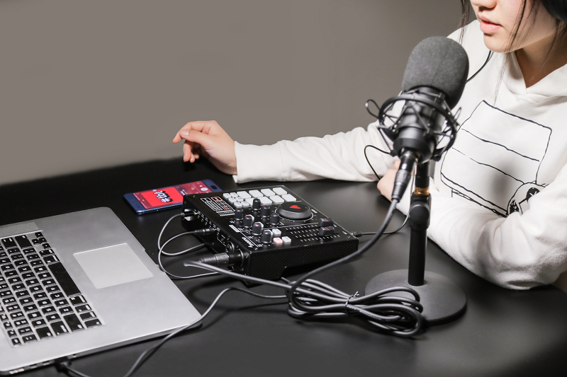Maono All-In-One Podcast Production Studio