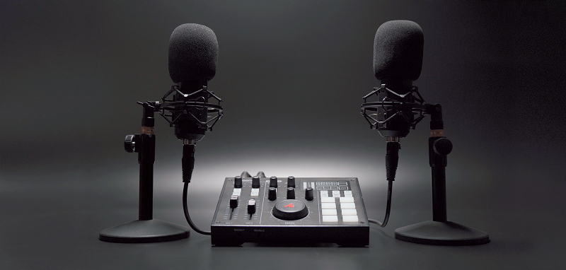 Maono Portable All-In-One Podcast Production Studio