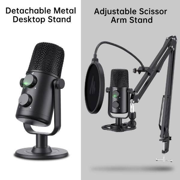 Maono Podcast microphone AU902S