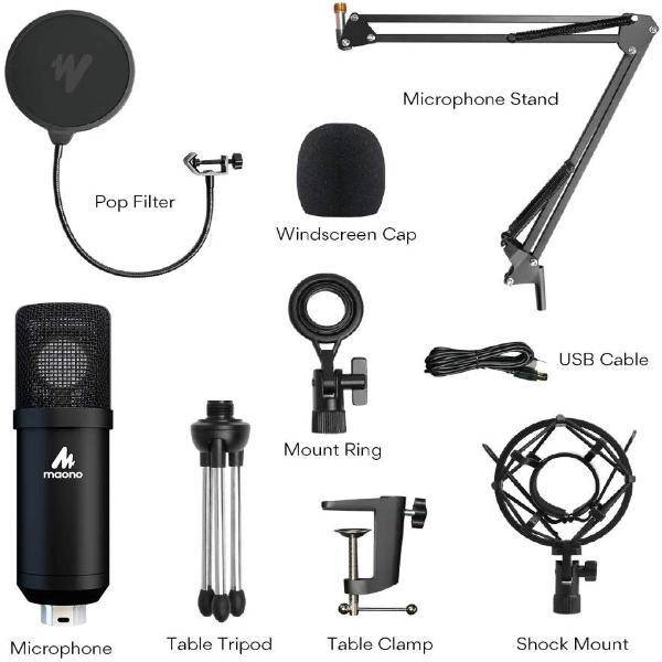 Microphone 25mm Large Diaphragm