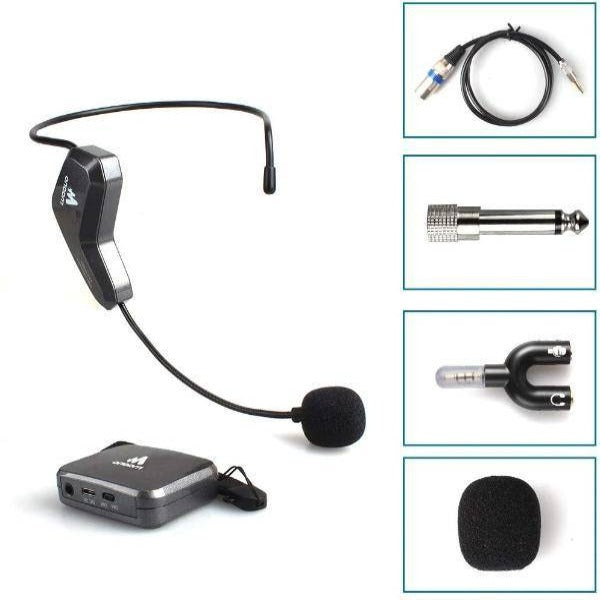 Wireless Stuido Headset Mic