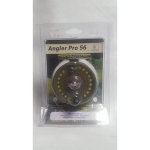 Angler Pro 5/6 Spooled Fly Reel