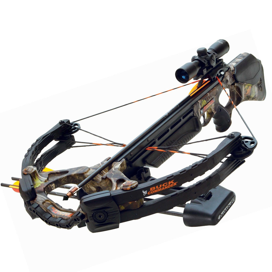 Barnett Buck Commander Compound Crossbow