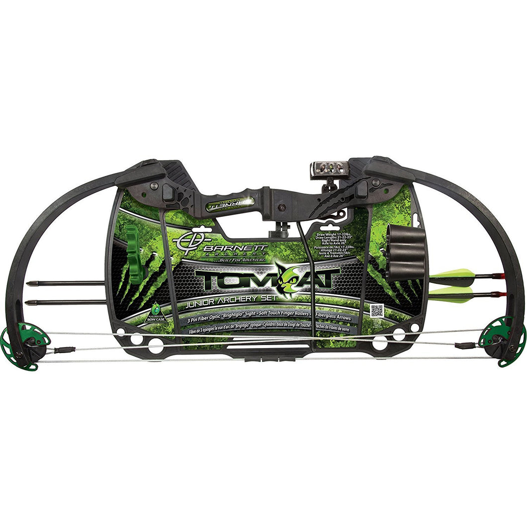 Barnett Tomcat Junior Compound Bow Set