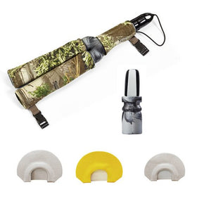 Duel Elk Compact Bugle 17″ Combo Pack