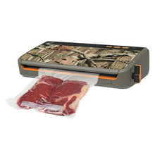 "Load image into Gallery viewer, FoodSaver GameSaver Wingman (plus free carrying case & extra 11""x10' roll)"