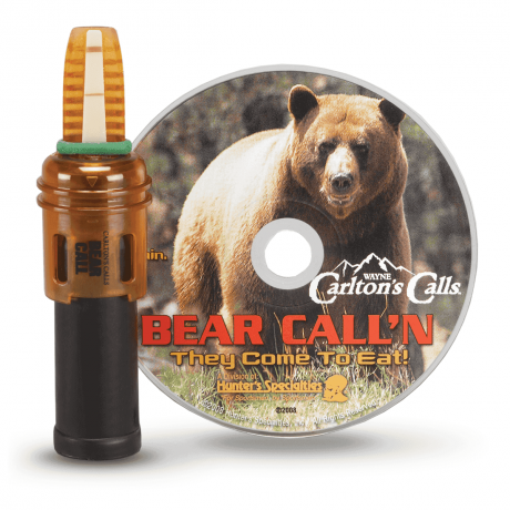 Hunter's Specialties Bear Call & CD