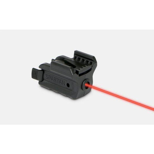 LaserMax Micro Red Rail Mounted Laser