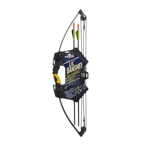 Lil' Banshee Junior Compound Bow Set