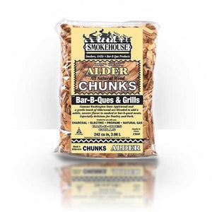 Smokehouse All Natural Wood Chunks