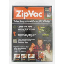 Load image into Gallery viewer, ZipVac Starter Kit (Orange)