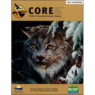 British Columbia Hunter Safety Student Handbook