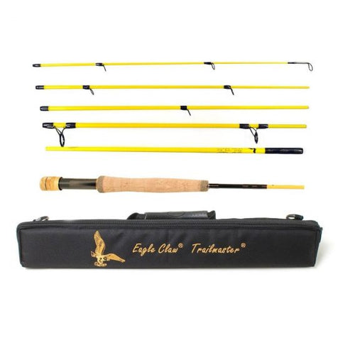 Eagle Claw Trailmaster 7′ Spin/Fly Rod