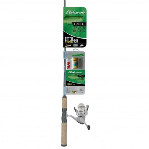 Shakespeare Trout Fishing Kit