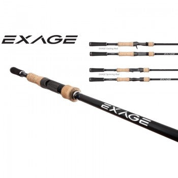 Shimano Exage BX 210 Medium Travel Rod