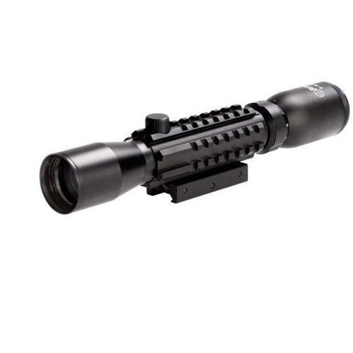 Sun Optics 3-9×32 Tri-Rail Tactical Rifle Scope