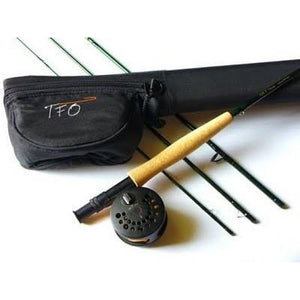 Temple Fork Outfitters NXT 4/5 Fly Rod Package – 4 Piece
