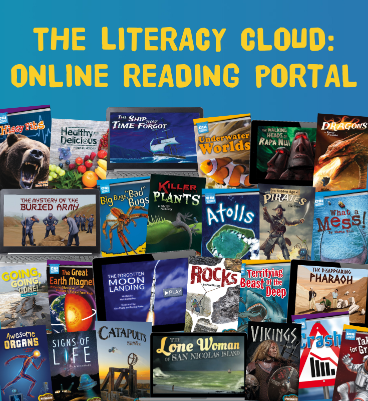 The Literacy Cloud Online Reading Portal