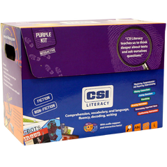 CSI Literacy Kit: Purple (Year 5)