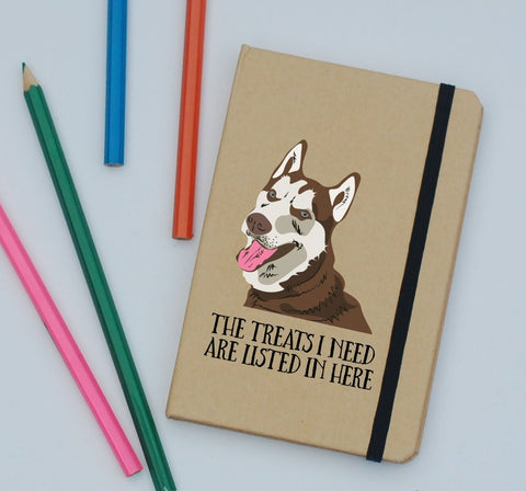 Personalised Pet Personal Drawing Pocket Notebook - Afewhometruths