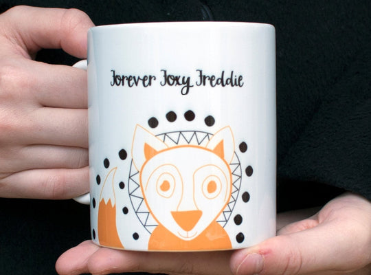 Fox Coffee Mug - Afewhometruths