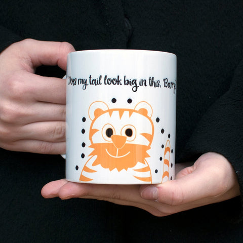 Tiger Coffee Mug - Afewhometruths