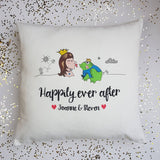 FairyTale Home Cushion - Afewhometruths