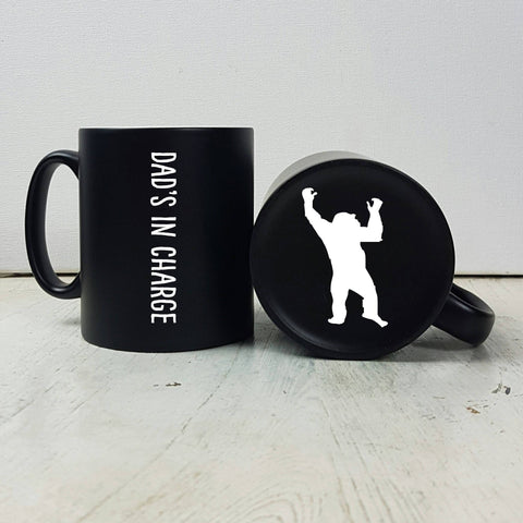 Carved Gorilla Mug - Afewhometruths