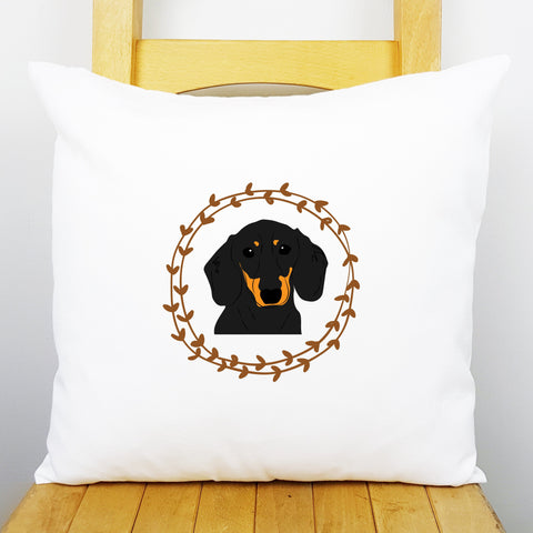 Dachshund Personalised Cushion Cover - Afewhometruths