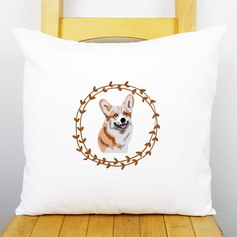 Corgi Personalised Cushion Cover - Afewhometruths