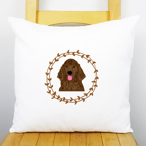 Poodle Personalised Cushion Cover - Afewhometruths