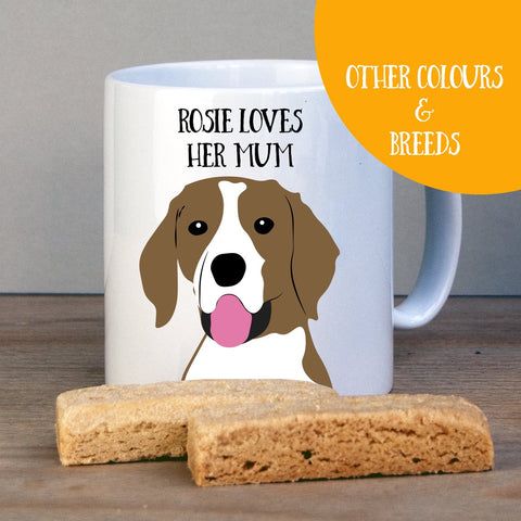 Personalised Beagle Gift Mug - Afewhometruths