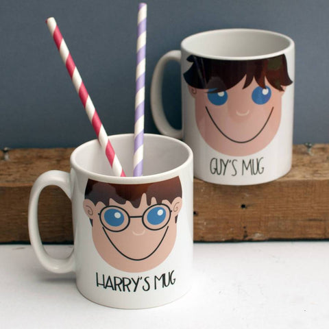 Personalised Boy Gift Mug - Afewhometruths