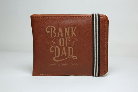 Bank Of Dad Wallet