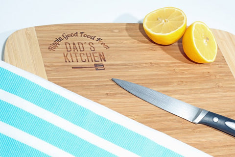 Dad's Kitchen Chopping Board