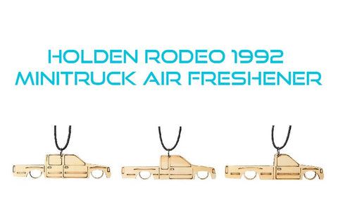 Holden Rodeo 92 Minitruck Air Freshener
