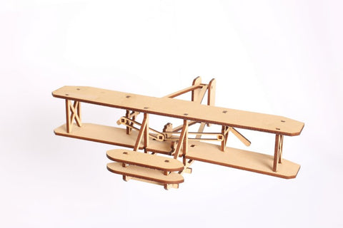 Wright Brother's First Plane DIY Kit