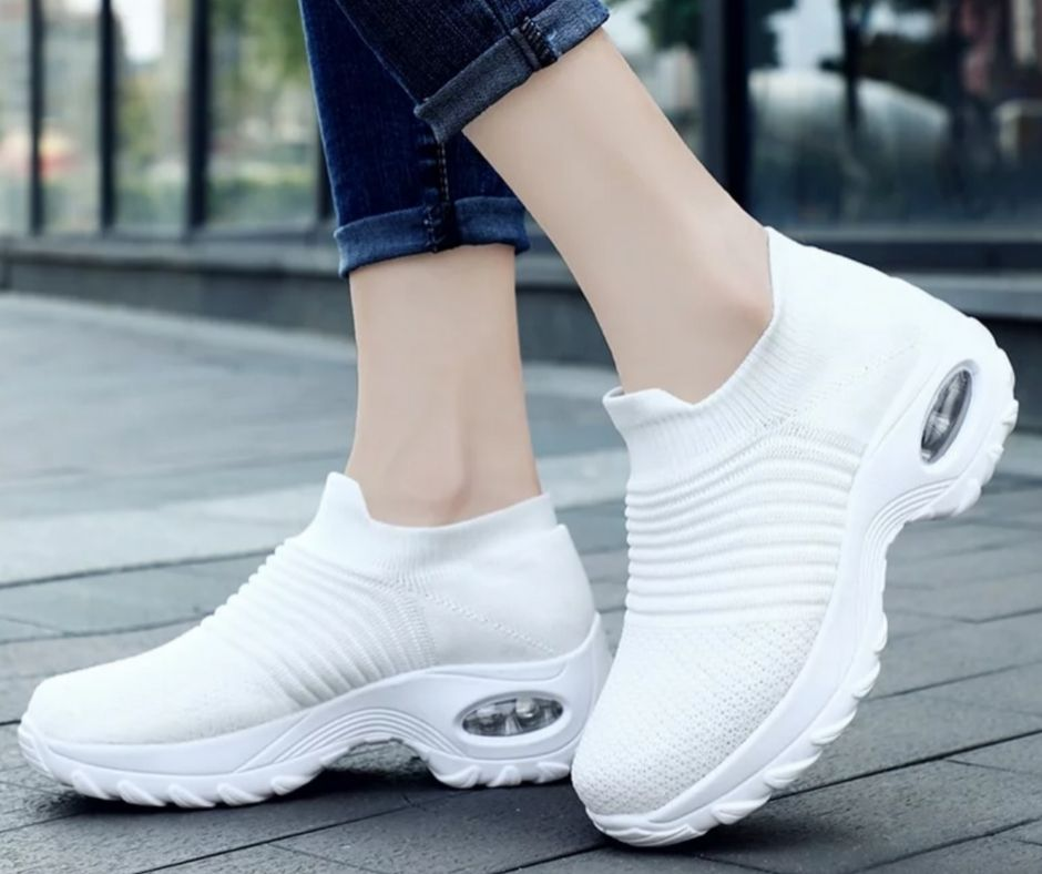 50% OFF TODAY: Women's Breathable Air Cushion Sneakers (BUY 2 FREE SHIPPING)