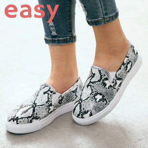 EASY Ultra-Light Comfy Leopard Loafer