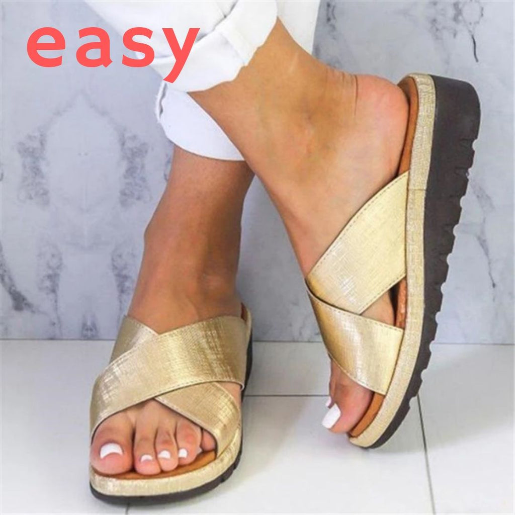 EASY Posture Alignment Cross Sandal