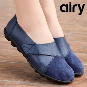 AIRY 3 Arch Support Comfy Lightweight Leather Loafer