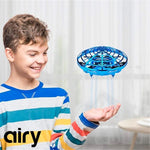 AIRY Flying Hands-free Toy Mini Drones for Kids